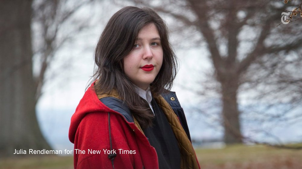 """Lucy Dacus, 22, was deemed """"up next"""" in indie rock. Then she had to actually make the album. https://t.co/qOzcqrR6C4 https://t.co/hwtio6IHbv"""