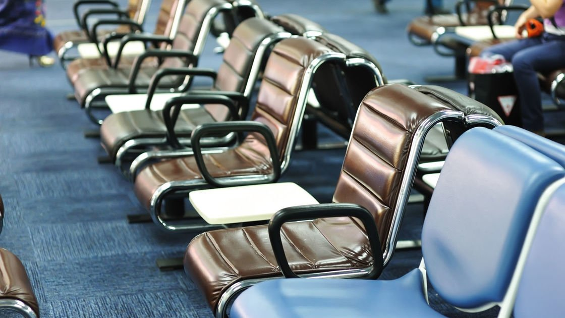 Travelers beware: Airport surfaces covered with bacteria