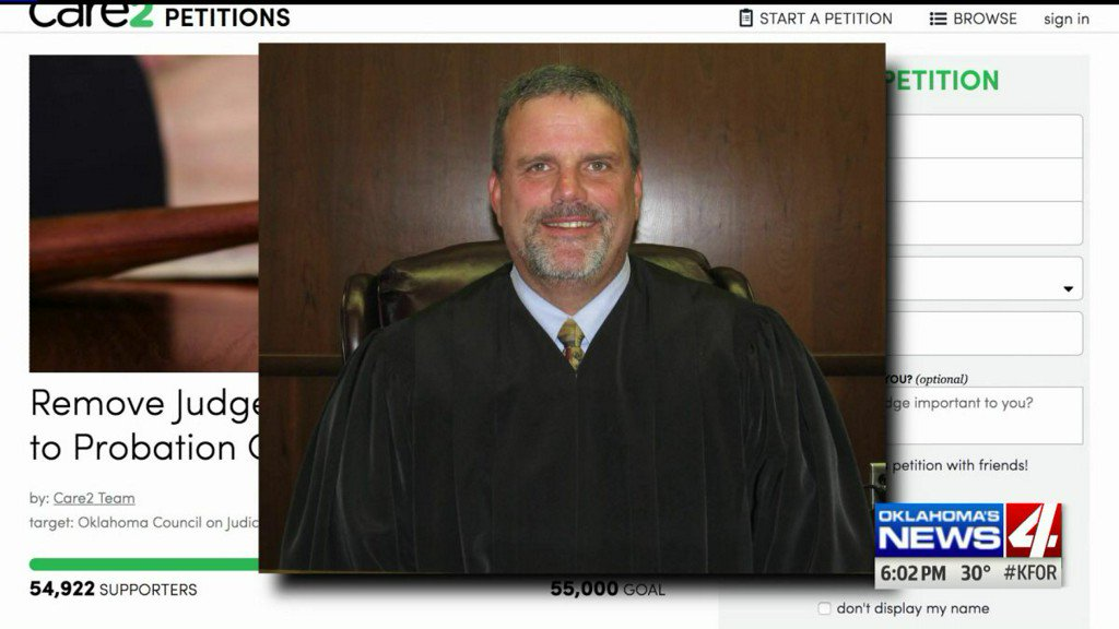 Lawmakers targeting Murray County judge after controversial plea agreement in rapecase