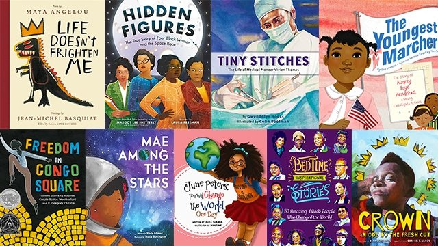 Black History Month Book Guide For Kids