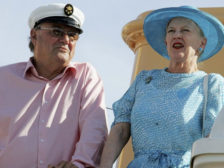 Denmark cremates Prince Henrik, the angry outsider who burned to be called a king