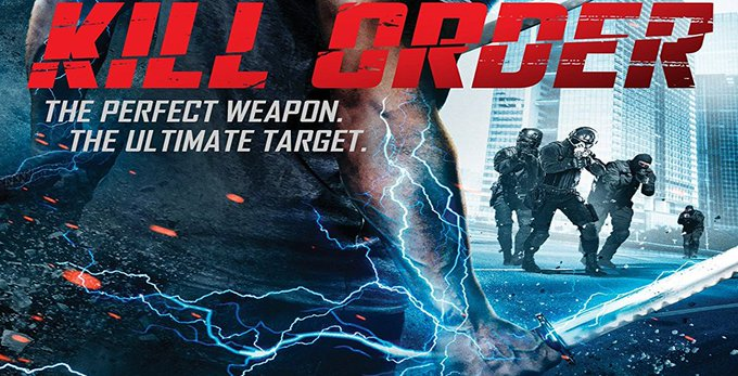 "Win ""Kill Order"" On DVD"