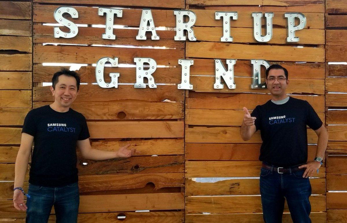 #StartupGrind