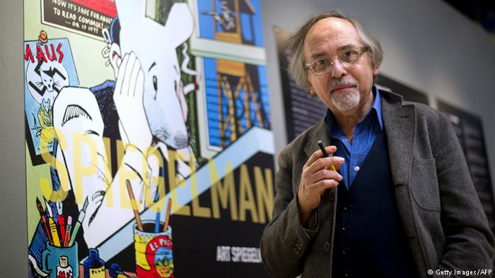 Happy Birthday to Art Spiegelman!