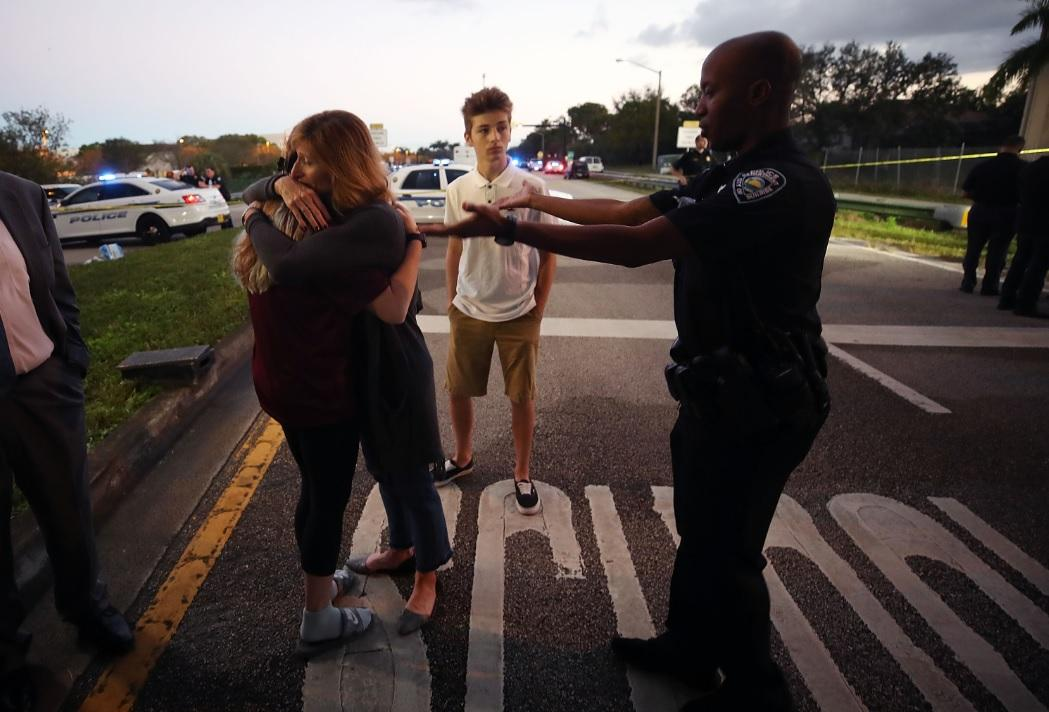 Here's everything we know so far about the Florida high school shooting
