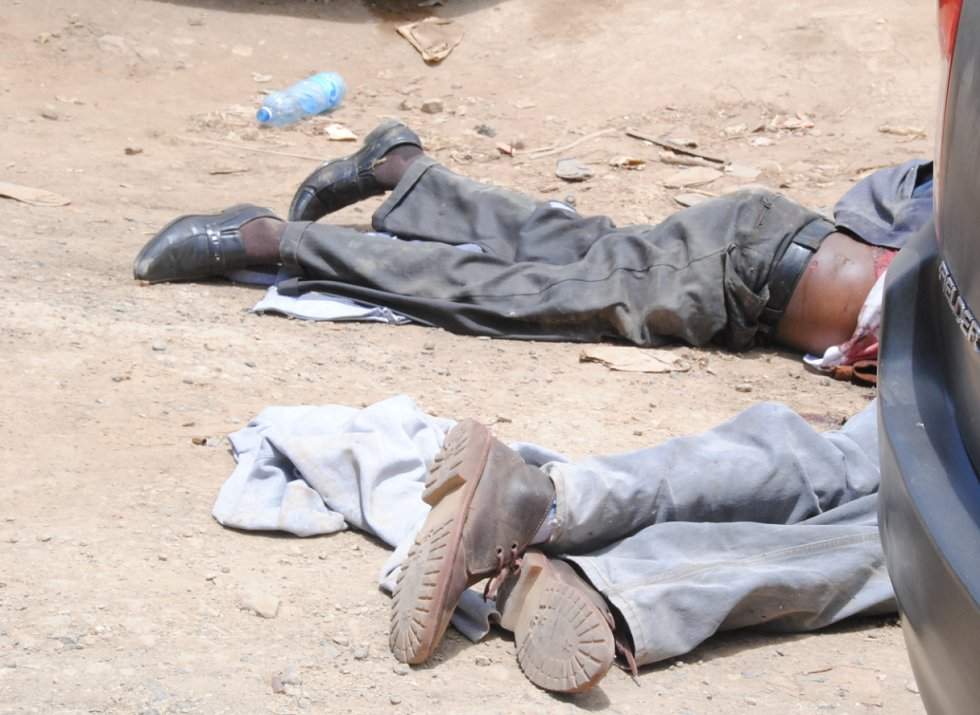 Seven thugs gunned down in Nakuru - KBC TV | Kenya's Watching