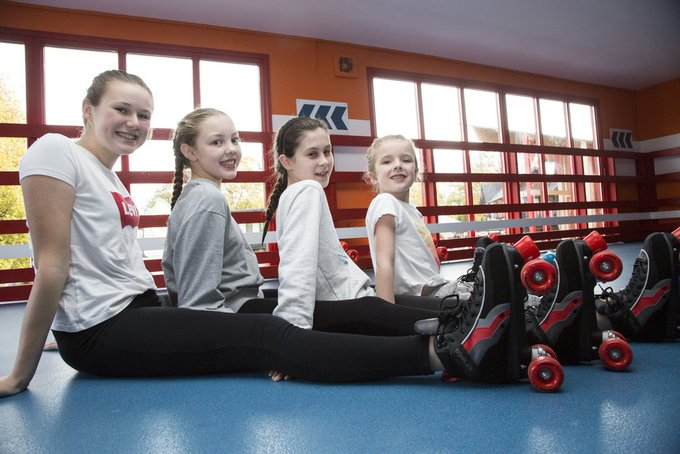 WIN! Treat your grandchild to an exclusive roller skate party   //