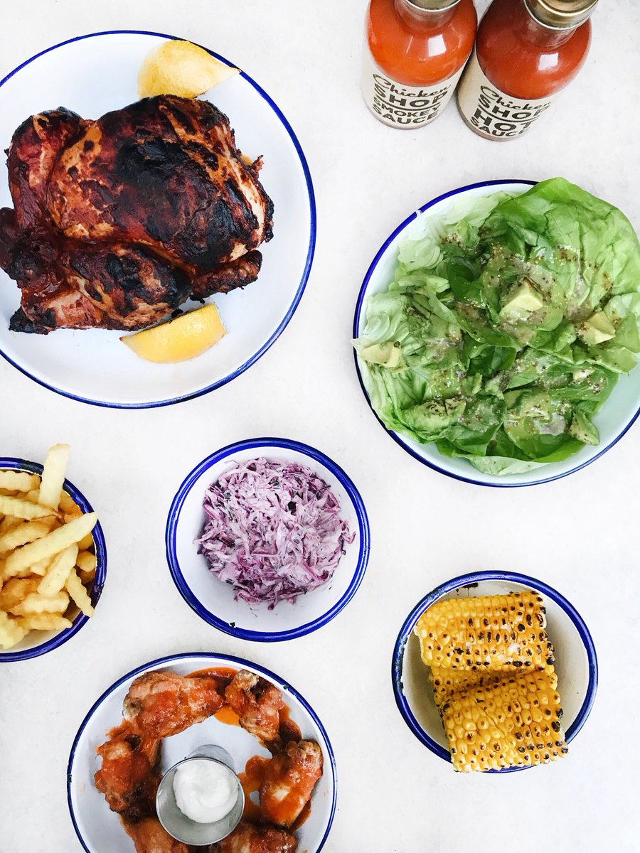 Chicken Shop Best Deliveroo options in NW