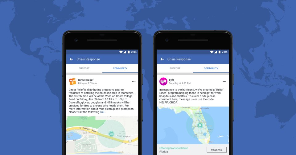 test Twitter Media - Facebook enables organisations and businesses help people in crisis with new 'Community Help' feature https://t.co/j1gR8Oma5C https://t.co/8YnHyBtjqt