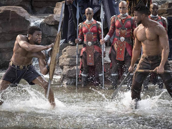 .@Marvel Cinematic Universe movies, including BlackPanther, ranked
