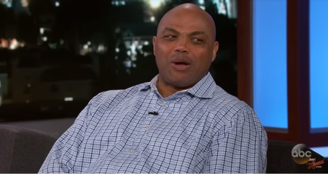 WATCH: Charles Barkley hints at winning big Super Bowl bet in Jimmy Kimmel interview