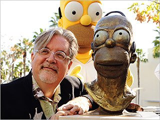 Happy Birthday Matt Groening