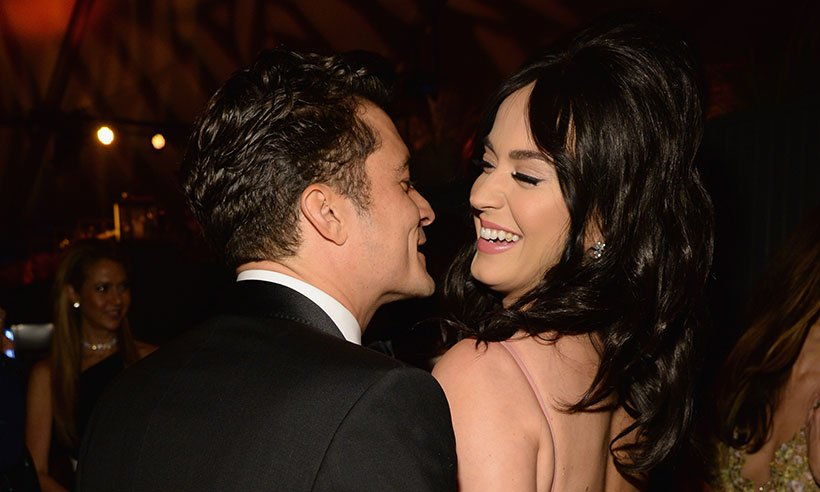 .@katyperry and Orlando Bloom are doing nothing to quash rumours of a reunion!