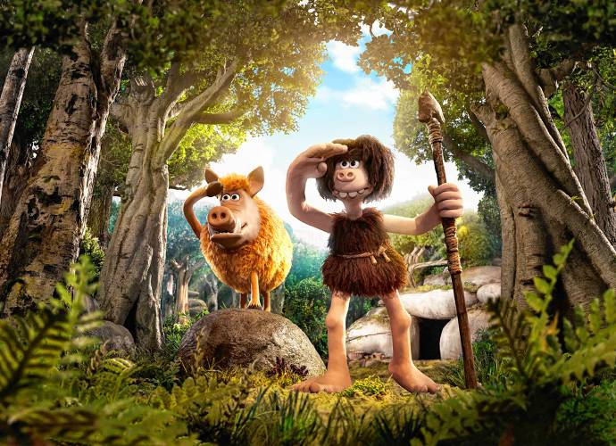 'Early Man': An ordinary underdog sports story