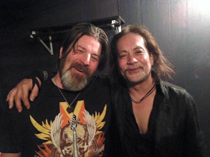 Happy Birthday to the great Jake E Lee!