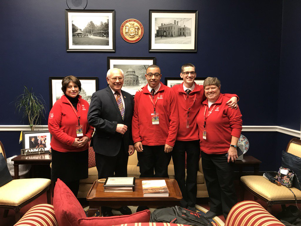 @RepPaulTonko thank you for a fantastic meeting on the Hill this week and your continued loyal support! #SOHillDay https://t.co/BGr7J5PGXW