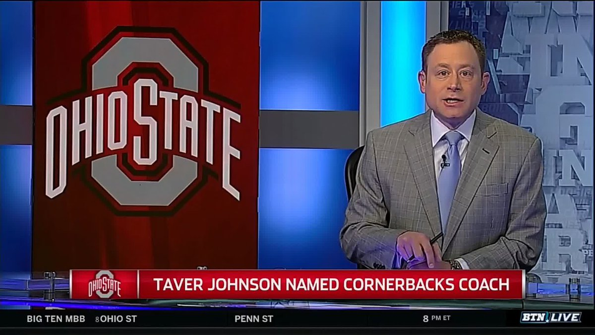 @OhioStateFB has released its  taver johnson