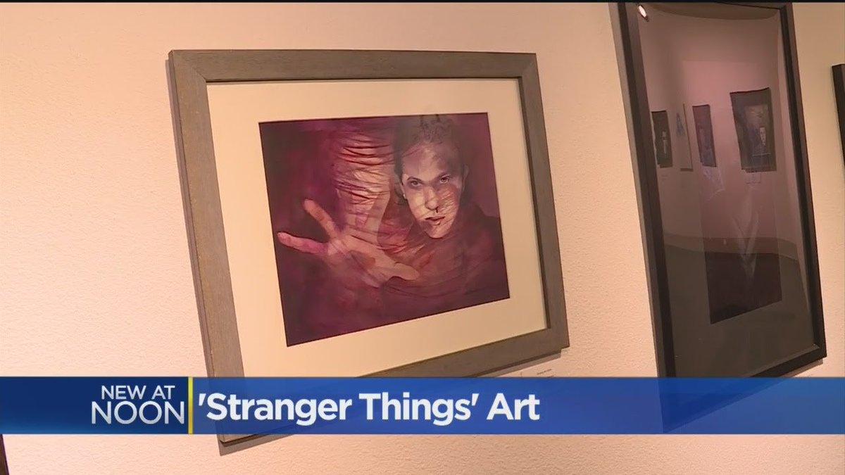 'Stranger Things' Pop-Up Art Show