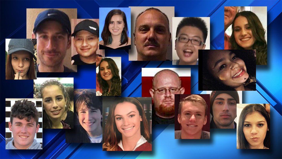 RT @KPRC2: Who were the victims of the Parkland Florida school shooting?https://t.co/8IpzaBudD4 https://t.co/EliM1UslFI