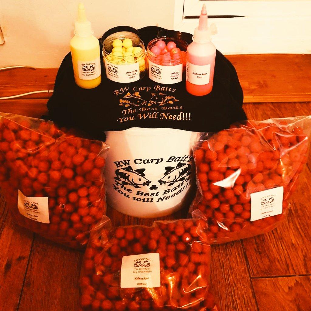 RW Carp Baits giveaway coming up. Keep an eye on their fb page #carpfishing #<b>Carpbait</b> #carp h
