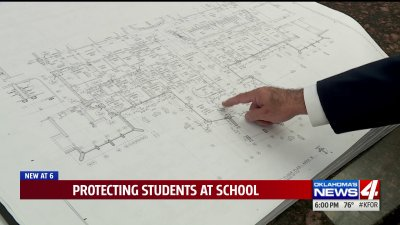 """You just pray and hope that that never happens,"" Designing Oklahoma schools to be safer"