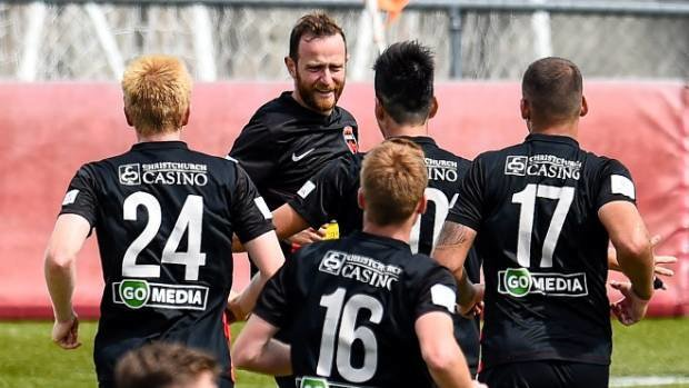 Canterbury United on verge of national football league playoffs