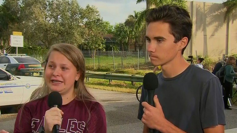 South Florida principal waited for hours to hear news of son in Parkland