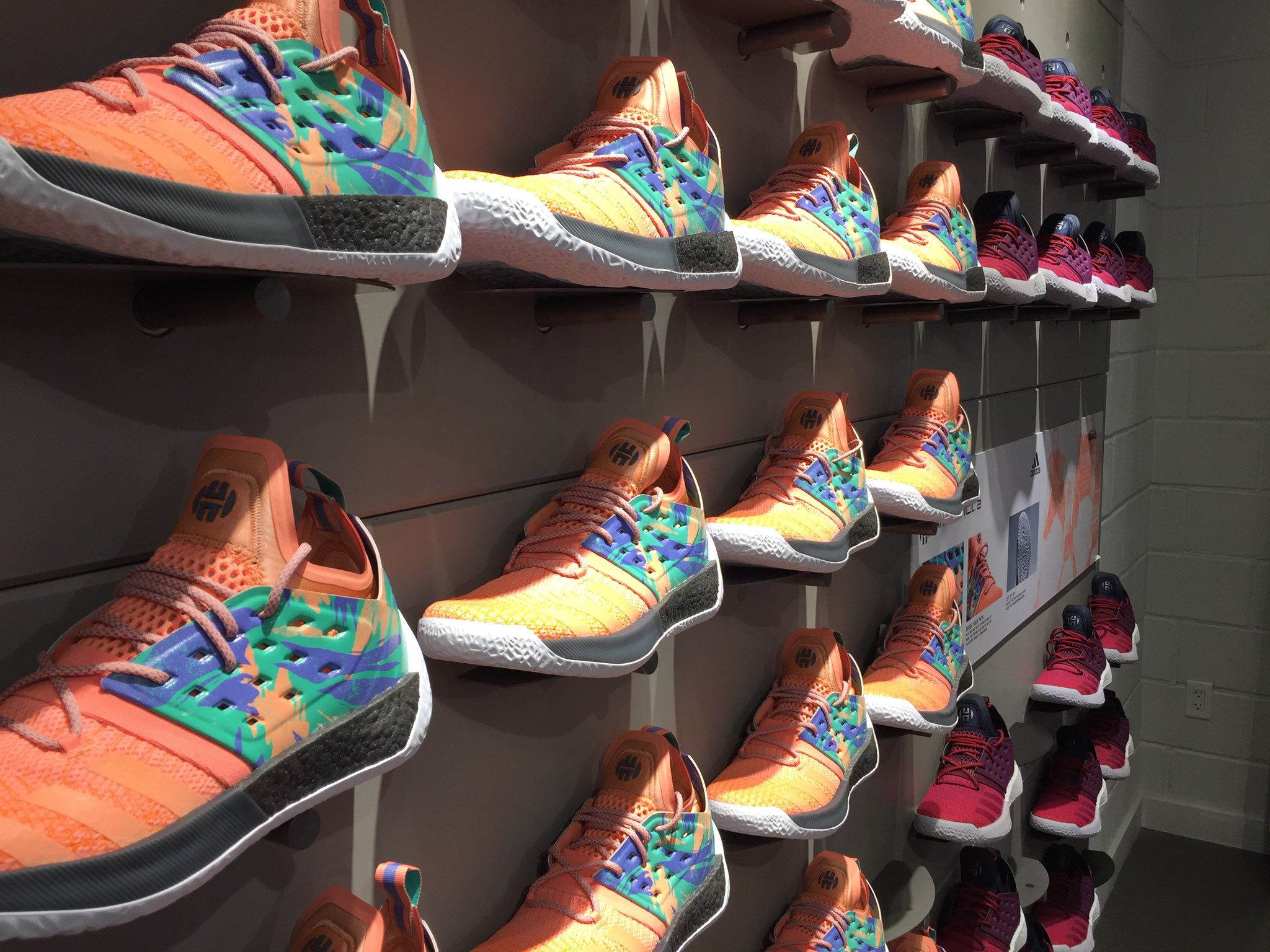 Harden Vol. 2 on shelves �� �� https://t.co/PHhihQkUAS