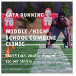 Learn how to dominate your next camp, combine, or testing day!! @JBusingGATA @JamesGATA https://t.co/l6PRUb0sH3