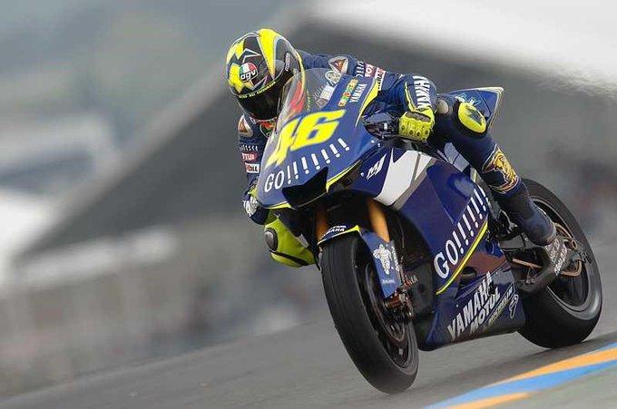 Happy 39th Birthday to Valentino Rossi!