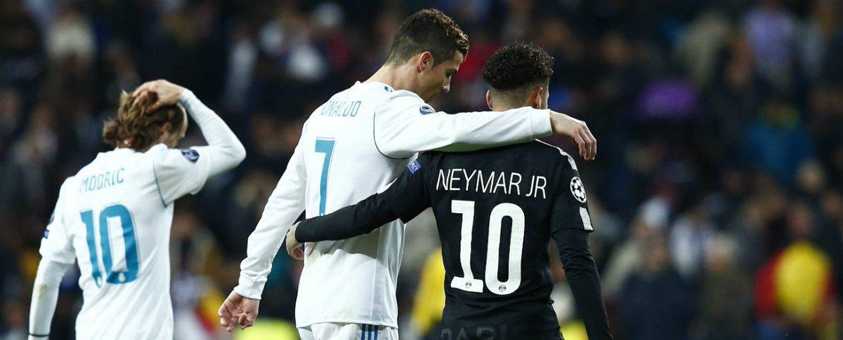 El @realmadrid despierta y demuestra que en la #ChampionsLeague, no hay lugar para la mediocridad; #PSG se cae mientras continúan los 'Octavos de Final' #CristianoRonaldo #Neymar - https://t.co/ARAXVDi688 https://t.co/9E5PYfVNnh
