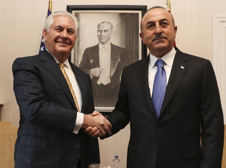 @BroadcastImagem: EUA e Turquia concordam em 'normalizar relações' e negociar diferenças. Anadolu/AP