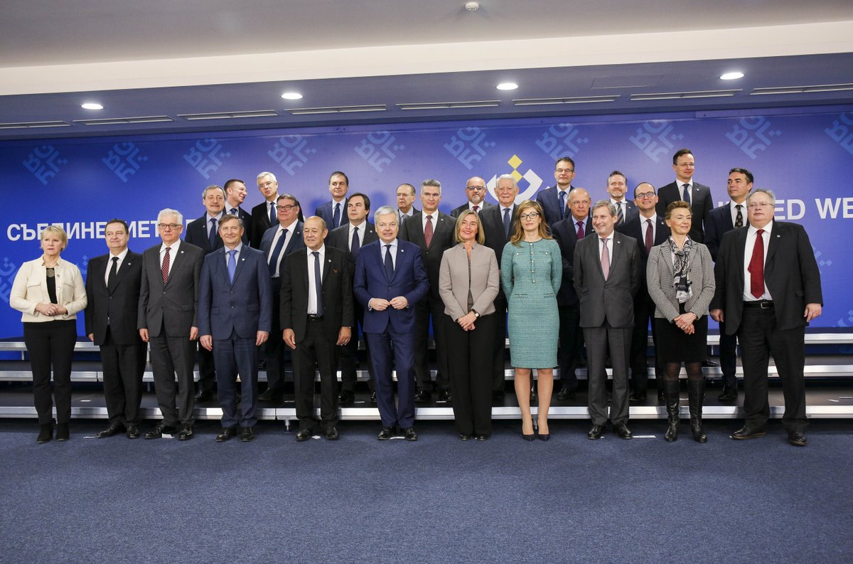 test Twitter Media - Day II of the informal meeting of🇪🇺#EU Foreign Minister, #Gymnich, in #Sofia has started. On the agenda: Working session on #defence & #security with Foreign Ministers from🇦🇱🇲🇰🇲🇪🇷🇸🇹🇷: https://t.co/yNhgH8VVHt https://t.co/0GV0MMrLkS
