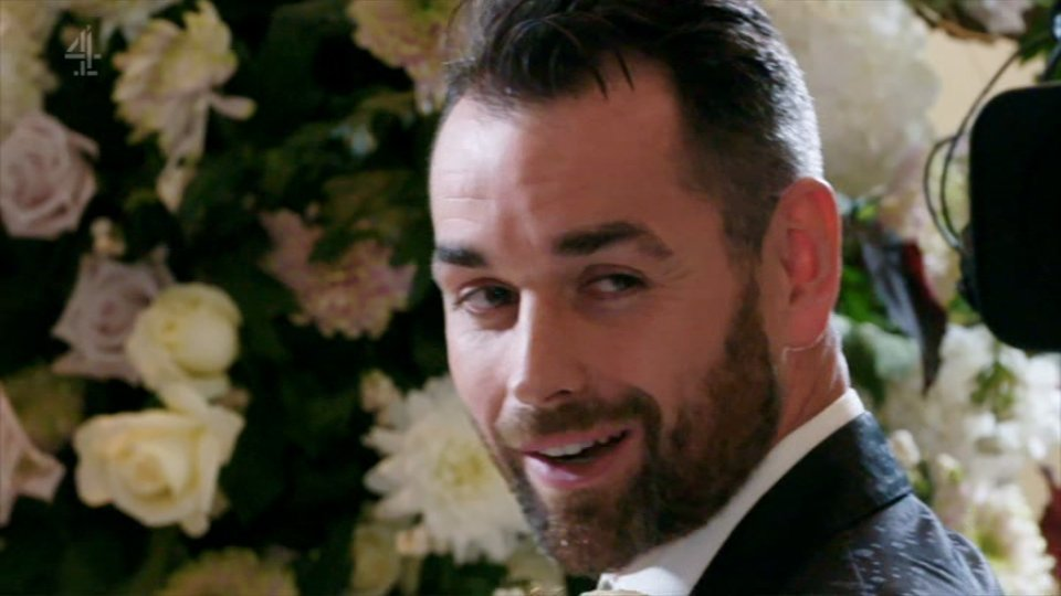 Married At First Sight bride weds man she's never met before - who's a millionaire