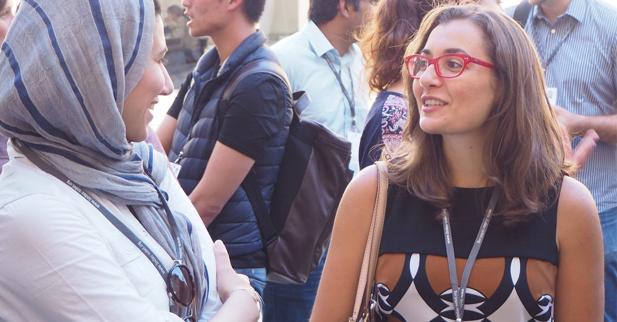test Twitter Media - Powerful Encounters: Lindau Alumna Angela de Martiis (@zeppelin)  on her time at #LiNoEcon and the other young women economists she met in #Lindau https://t.co/jFCwxZKlDq https://t.co/YoidatjX9a