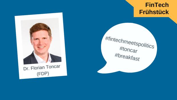 test Twitter Media - .@florian_toncar kommt zum FinTech Frühstück. Wenn Ihr mit dem @fdp Politiker über #Regulierung, #FinTech und #Politik diskutieren wollt, meldet Euch jetzt an! https://t.co/DSrhOi1tNK https://t.co/oyWOQCDfgD