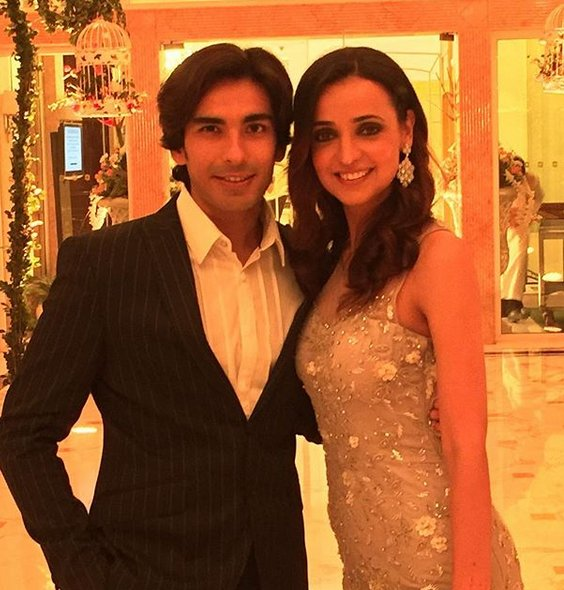 "test Twitter Media - ""Sanaya and I have learnt a lot from each other. We both have a great understanding, which is the key to every successful relationship."" #MohitSehgal   #ShaadiCeleb #SanayaIrani https://t.co/OUdJjFc03r"