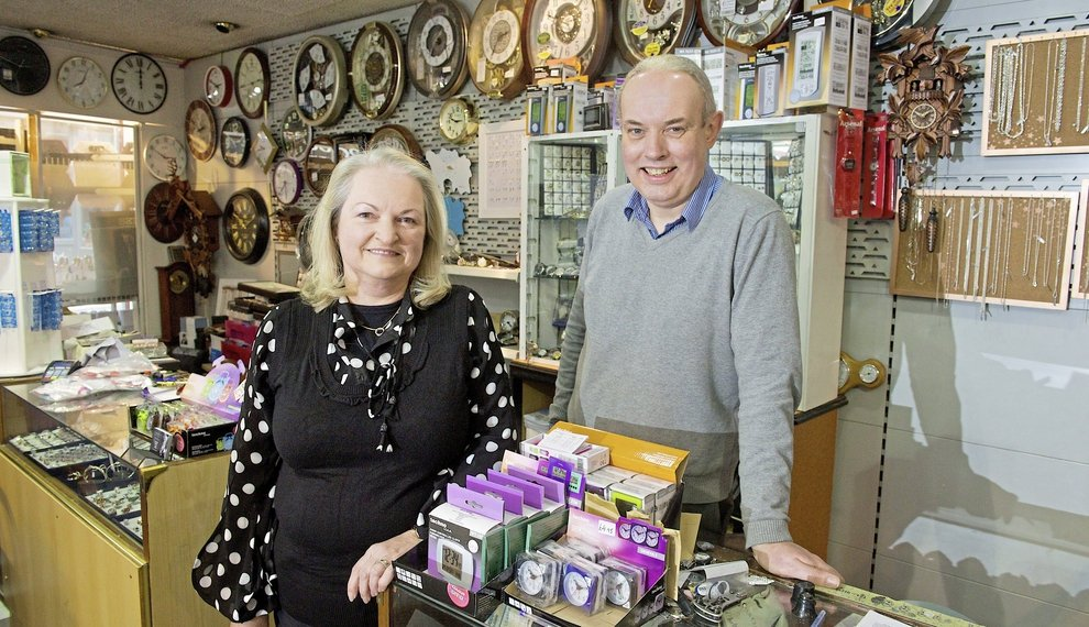 30th anniversary for jewellers