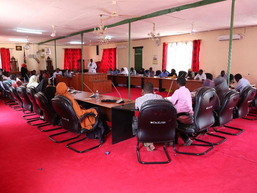 Wajir MCAs in fist fight record statements with investigators