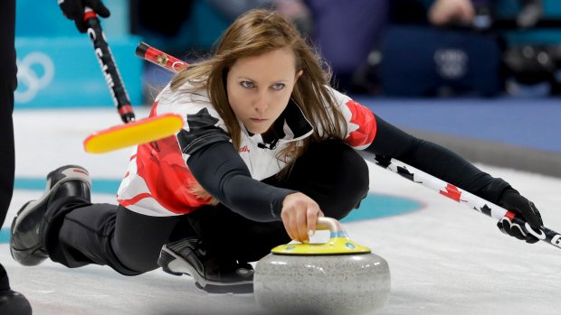 Homan loses 9-8 to Denmark to drop to 0-3 in women's curling