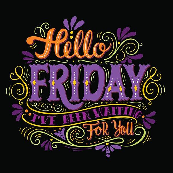 #FridayMotivation