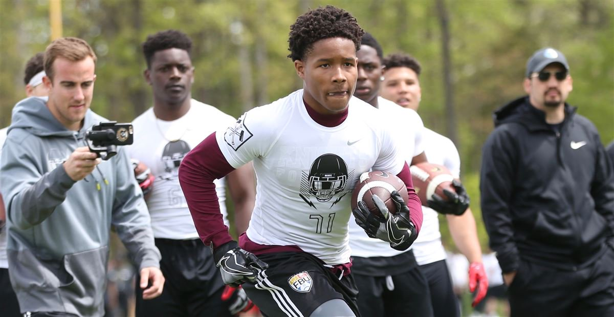 Five-star running back @chris_tyree4 talks #UVA visit, what's on deck … https://t.co/huXa9QLgLy https://t.co/e4ic2QYOAj