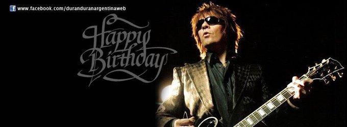 Feliz cumpleaños Andy Taylor!  Happy birthday dear Andy!