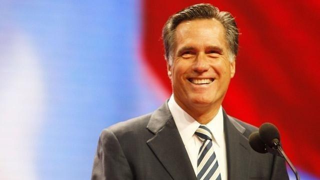 Mitt Romney makes Senate run official
