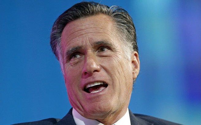 Romney makes it official: He's running for Utah Senate seat