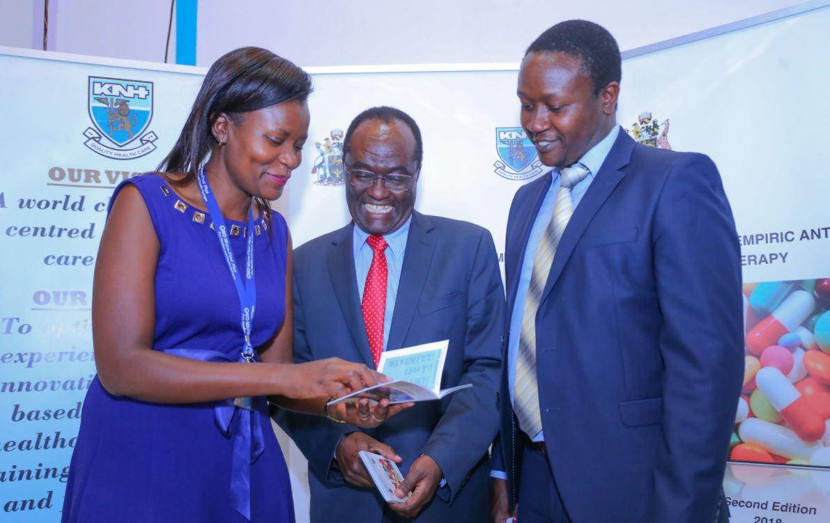 Kenyatta National Hospital unveils antibiotics usage guidelines