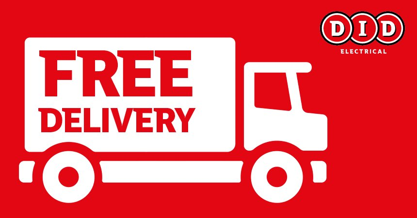 We have free delivery on selected large appliances for this weekend only! 😮 https://t.co/dHyGp38SVG https://t.co/q1BbCSi1kO