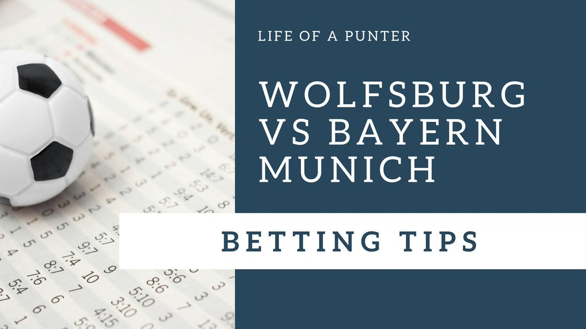 Here is a bet we have lined up the Bayern game tomorrow, be sure to check the lineup before placing this bet.  ➡️➡️ https://t.co/6n34h8SJYe https://t.co/ygsEuHn0aA