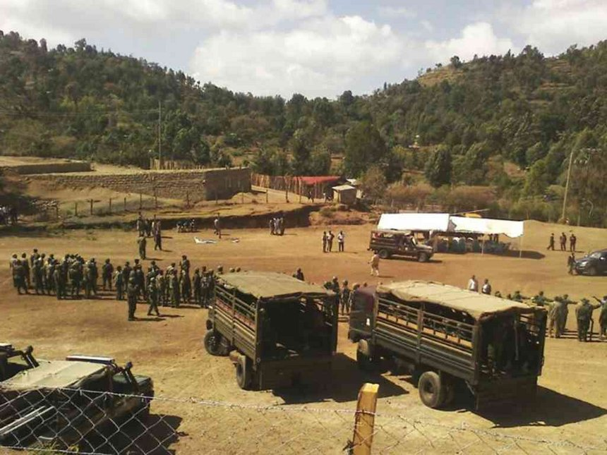 Bandits rout cops in Kerio, rule border of 3 counties