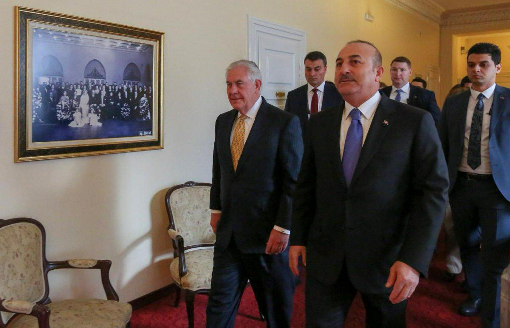 U.S. and Turkey agree to mend ties; Turks propose joint deployment in Syria